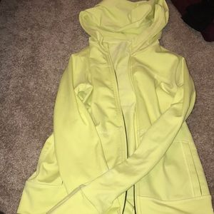 Zella Girl workout jacket with hood
